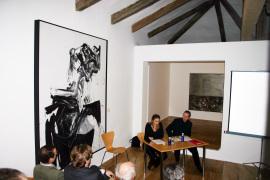 Jack Cowart. Conferencia inaugural de la Exposición Lichtenstein, en proceso, 2005