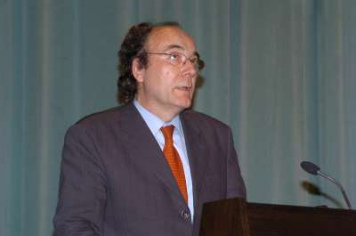 Francisco Calvo Serraller. Conferencia inaugural de la Exposición Saura, Damas