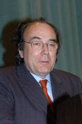 Francisco Calvo Serraller. Exposición Saura, Damas, 2005