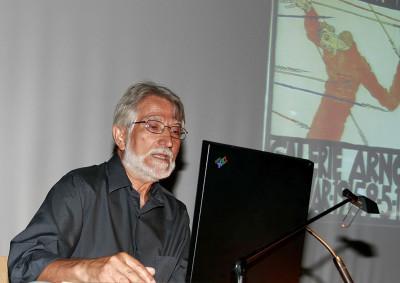 Miguel Sáenz. Exposición Egon Schiele en cuerpo y alma
