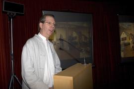Jack Cowart. Conferencia inaugural de la Exposición Lichtenstein, en proceso, 2006