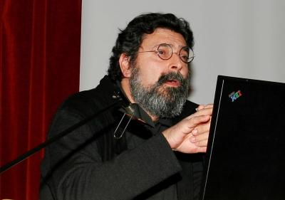 Francisco Caja en el curso Fotografía. Repensando la modernidad.