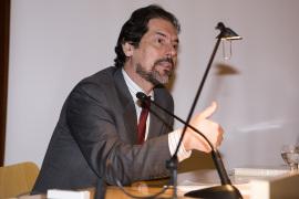 Javier Arnaldo en el curso El movimiento: de la representación a la creación, 2009