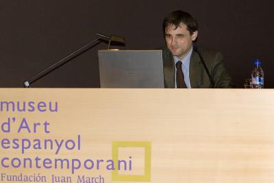 Javier Portús en el curso Las Meninas