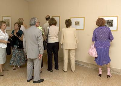 Vista parcial. Exposición Beckmann Von Der Heydt-Museum, Wuppertal