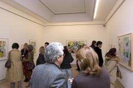 Vista parcial. Exposición Lichtenstein, en proceso, 2006