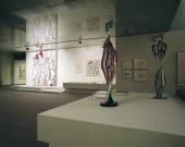 Vista parcial. Exposición Roy Lichtenstein: De principio a fin, 2007