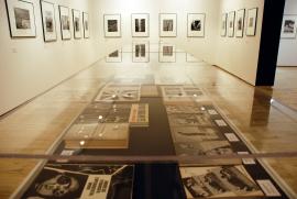 Vista parcial. Exposición Andreas Feininger (1906-1999), 2008