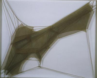 Vista parcial de la exposición Rivera: Reflejos