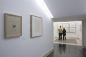 Vista parcial. Exposición Pablo Picasso y La obra maestra desconocida de Honoré de Balzac, 2012