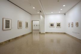 Vista parcial. Exposición Vladímir Lébedev (1891–1967), 2012