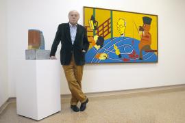 Eduardo Arroyo. Exposición Eduardo Arroyo: retratos y retratos, 2013