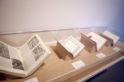 Vista parcial. Exposición La Minotauromachie (1935): Picasso en su laberinto