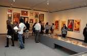 Vista parcial. Exposición La vanguardia aplicada (1890–1950), 2012