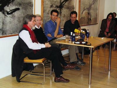 Rafael Navarro, Daniel Canogar, Catherine Coleman y Chema Madoz. Exposición Nueva tecnología, nueva iconografía, nueva fotografía Colección del Museo Nacional Centro de Arte Reina Sofía
