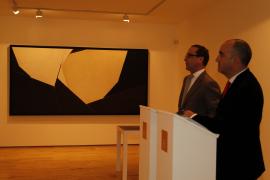 Manuel Fontán del Junco y Alfonso de la Torre. Exposición Pablo Palazuelo París, 13 Rue Saint Jacques (1948-1968), 2010