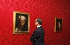 Manuel Fontán del Junco. Exposición Giandomenico Tiepolo (1727-1804). Diez retratos de fantasía, 2012