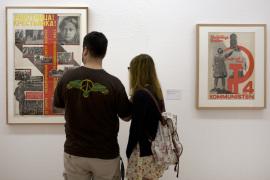Vista parcial. Exposición Fotomontaje de entreguerras (1918–1939), 2012