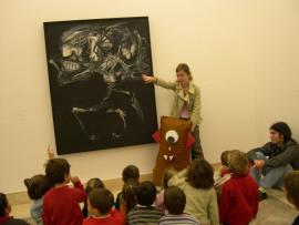 Talleres educativos Museu Fundación Juan March (Palma), 2006