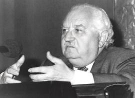 Pedro Martínez Montávez. Conferencia sobre Espacio islámico y espacios islámicos - El Islam contemporáneo , 2000