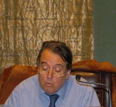 Miguel García-Posada. Conferencia sobre La crisis de la lírica de posguerra - Medio siglo de Literatura en España 1955-2005