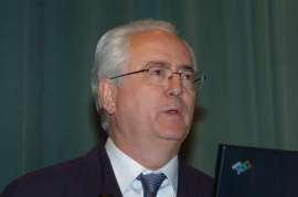 Francisco García Olmedo. Conferencia sobre De cómo las plantas se defienden de sus enfermedades - Medio siglo de Biología , 2005