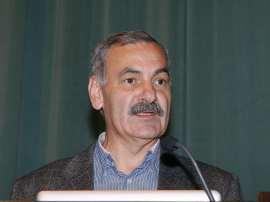 José Mª Bermúdez de Castro. Conferencia sobre Paleobiología y evolución del género Homo - Orígenes de la civilización, 2008