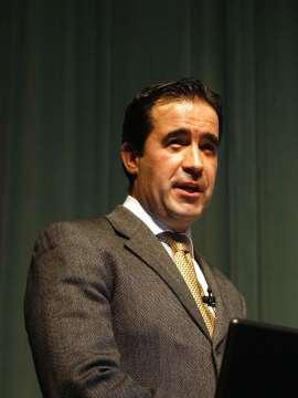 Gabriel Menéndez Torrellas. Conferencia sobre Orfeo y el nacimiento de la ópera entre el amor y los infiernos - Siete óperas y un reto, 2010