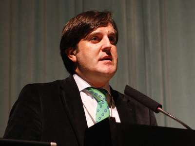Felipe Santos. Conferencia sobre Los mundos de Rigoletto - Siete óperas y un reto