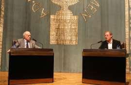 Eduardo Arroyo y Félix de Azúa , 2010