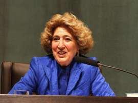 Carmen Iglesias en diálogo con Manuel Ventero, 2011