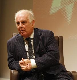 Daniel Barenboim en diálogo con Jesús Ruiz Mantilla, 2012