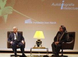 Daniel Barenboim y Jesús Ruiz Mantilla, 2012