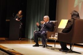 Lucía Franco, Daniel Barenboim y Jesús Ruiz Mantilla, 2012
