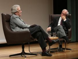Santos Juliá y José Álvarez Junco. En diálogo con Santos Juliá , 2014