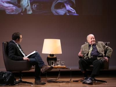 Ramón del Castillo y Fredric Jameson. En diálogo con Ramón del Castillo