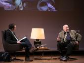 Ramón del Castillo y Fredric Jameson. En diálogo con Ramón del Castillo , 2014