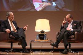 José Carlos Mainer y Francisco Rico. En diálogo con José-Carlos Mainer, 2014