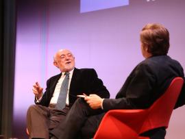Carlos García Gual y Javier Gomá Lanzón. En diálogo con Javier Gomá Lanzón , 2015