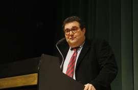 Manuel Rodríguez Rivero. Conferencia sobre Nosferatu - Adaptaciones literarias , 2012