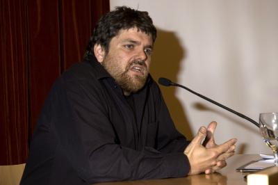 Joan Carles Oliver. Conferencia sobre Jorge Edwards en diálogo con Eduardo Benavides - Jorge Edwards