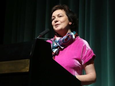 Clara Sánchez. Conferencia sobre Vampyr - El paso del cine mudo al sonoro
