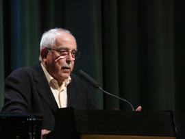 Antonio Giménez-Rico. En cine mudo La marca del fuego - Género policíaco , 2014