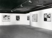 Vista parcial de la exposición Kandinsky 1923-1944, 1978