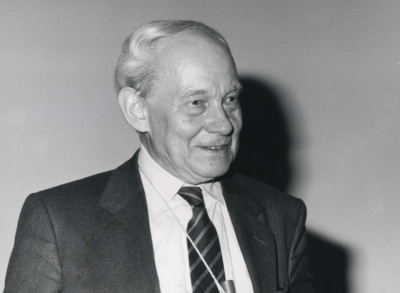 Manfred Eigen. Conferencia sobre The Virus Quasi-Species - La teoría actual de la evolución