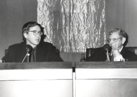 Rafael Argullol Murgadas y José María Valverde. Conferencia sobre Sabiduría de la ilusión - El pensamiento, hoy , 1994