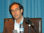Jesús Carrillo. Conferencia sobre Del efecto Guggenheim a los medialab: centros de arte en la sociedad global - La administración de la belleza. Arte, artistas y museos en perspectiva histórica , 2006