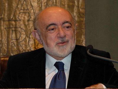 Carlos García Gual. Conferencia sobre La fuente griega El camino de los Griegos (Polis, Logos, Paideia)