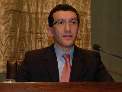 Ángel Cordovilla. Conferencia sobre La fuente cristiana Aproximación histórica y reflexión teórica