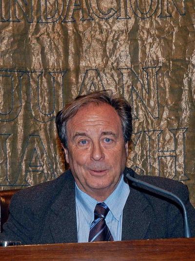 Vicente Verdú. Conferencia sobre La sociedad de la cultura Pop - Fenomenología del Pop